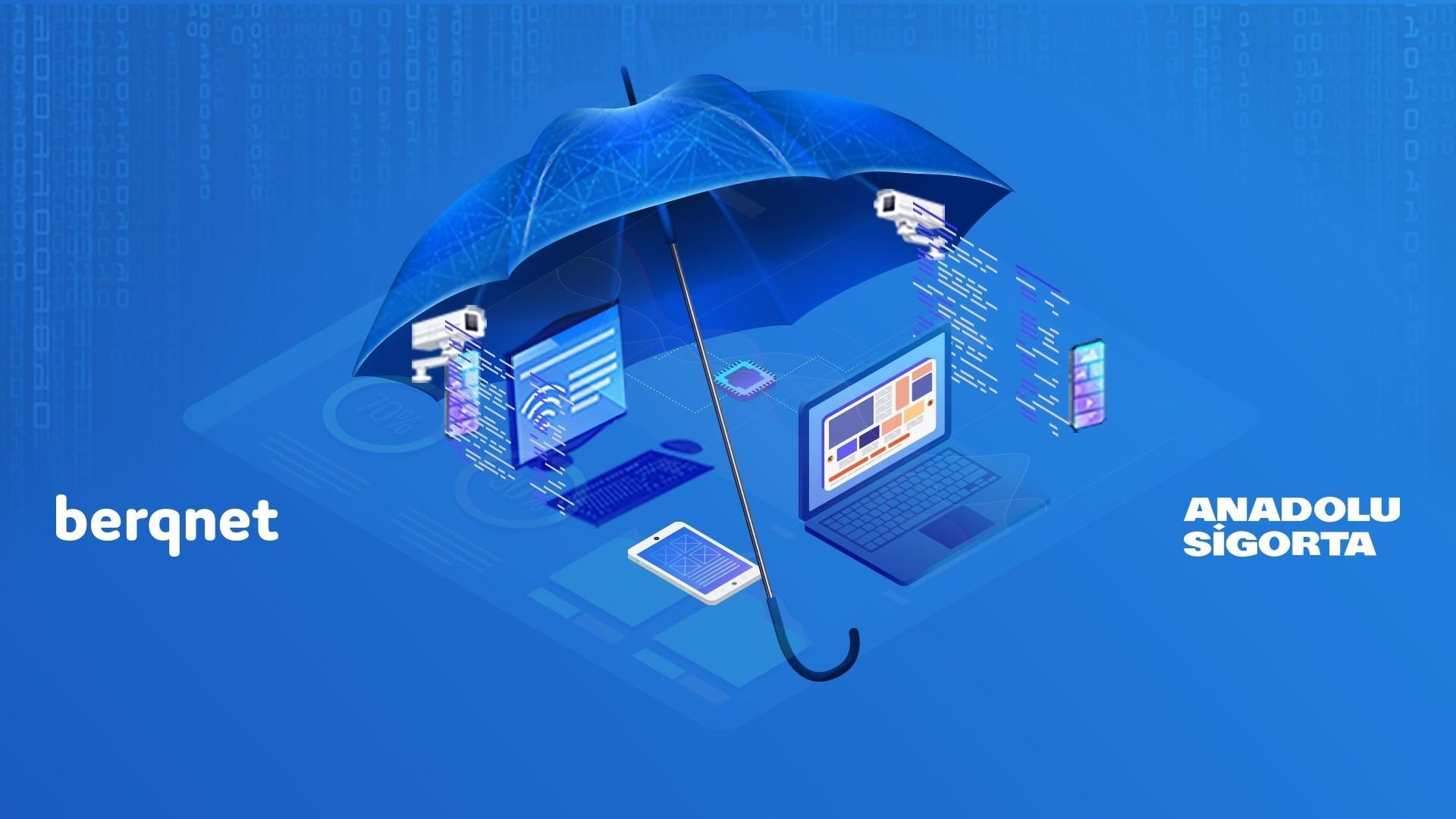 Berqnet Firewall'dan Siber Güvenlik Sektöründe Yepyeni Bir İnovasyon: Siber Sigortalı Firewall