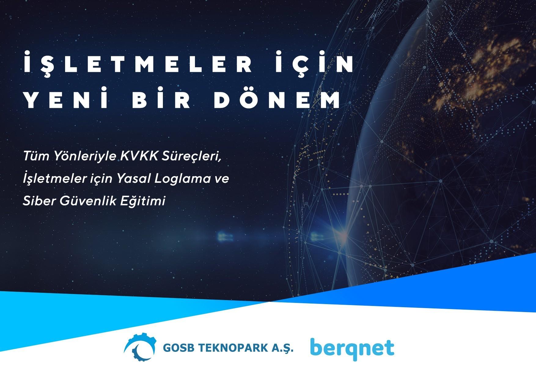 Kişisel Verileri Güvende Tutmamanın Cezası  1 Milyon TL'ye Dayanıyor | Berqnet'ten KVKK Etkinliği