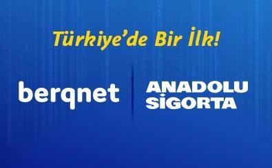Berqnet'ten Türkiye'de Bir İlk! – Anadolu Sigorta İşbirliği İle Ticari Siber Güvenlik Sigortalı Firewall Cihazı: Berqnet bq60-SE